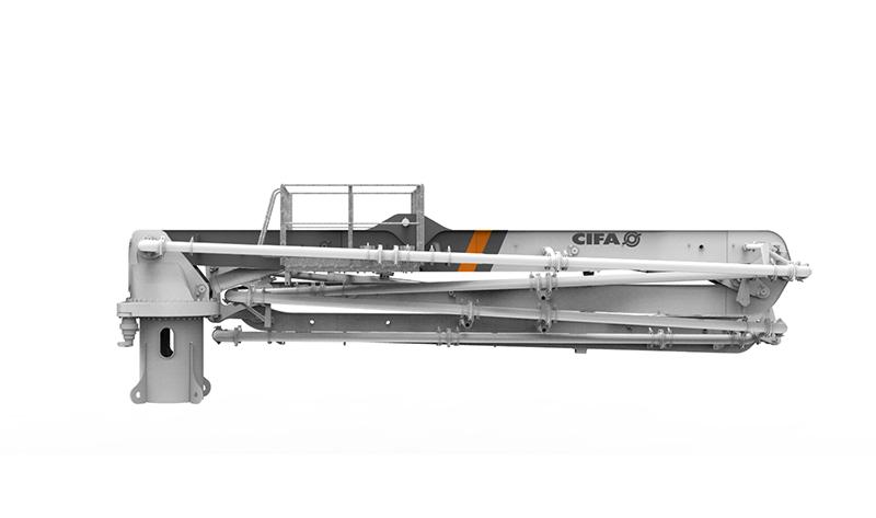 Brazo Estacionario | Distribucion de maquinas de construccion BARYSERV
