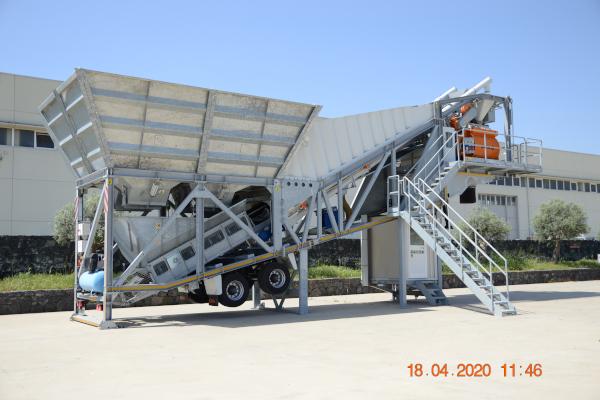 Plantas de hormigon | Distribucion de maquinas de construccion BARYSERV