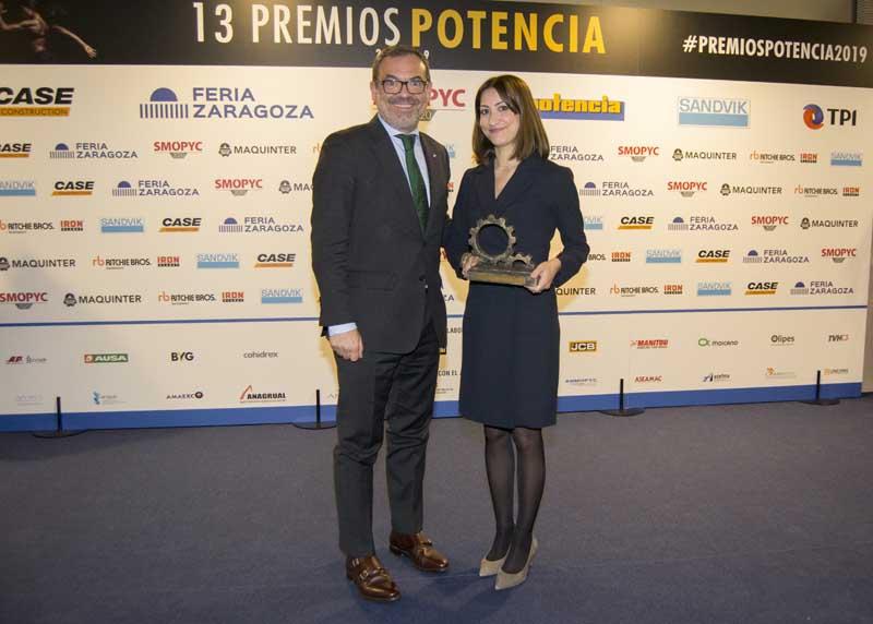 Premio Potencia Autobomba