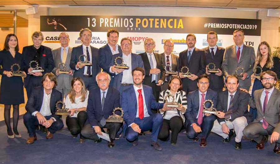 Primer Premio Potencia Autobomba CIFA